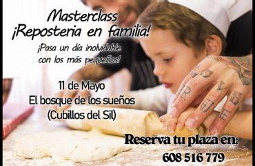 MASTERCLASS REPOSTERIA EN FAMILIA