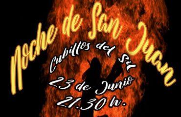 Noche de San juan, Cubillos del Sil 23 junio