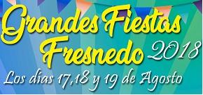 Grandes Fiestas de Fresnedo 2018