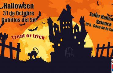 Noche de Halloween: Ven disfrazado a nuestros talleres Halloween Science