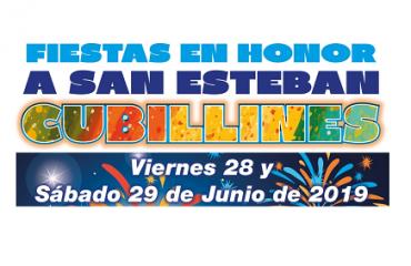 Fiestas de San Esteban Cubillines