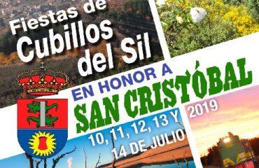 Fiestas de Cubillos del Sil en Honor a San Cristobal