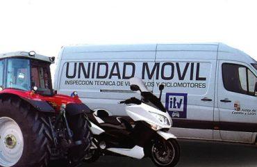 ITV: de ciclomotores de dos ruedas y de vehículos agrícolas