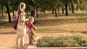 Salidas controladas para niños y niñas