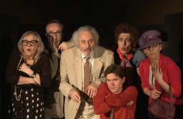 """Obra de Teatro """"Un Barrio"""", el sábado 5 de Diciembre"""