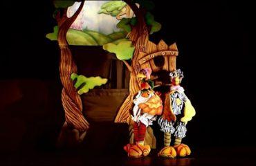 """Obra de Teatro """" En un lugar de la granja"""" el sábado 7 de Noviembre"""