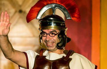 """Obra de Teatro """"El Romano"""" el sábado 21 de Noviembre"""