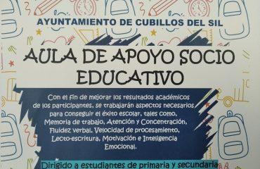 AULA DE APOYO SOCIO EDUCATIVO